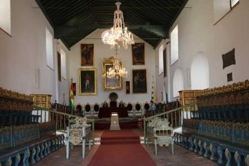 Urquizu liderará festejos en Sucre por 6 de Agosto