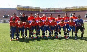 Universitario quedó eliminado  de la Copa Cine Center Sub 19