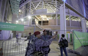Seguridad de Río en alerta por dos amenazas