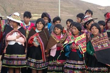 Chuquisaca: 88% de niños y adolescentes son quechuas