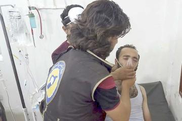 Utilizan armas químicas en la batalla por Alepo