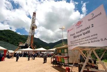 Chuquisaca rechaza informe que otorga a Santa Cruz el 100% de reservas de gas de Incahuasi