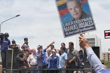 Venezuela: La oposición  se moviliza por revocatorio