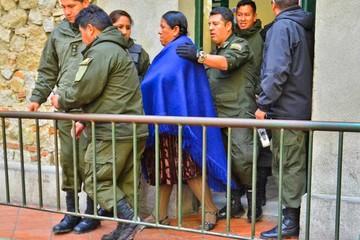 Ordenan detención para Achacollo en Palmasola