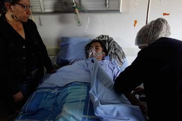Patzi colapsa a los 12 días de iniciar huelga de hambre