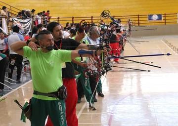 Arqueros se ponen a prueba en torneo nacional en Sucre