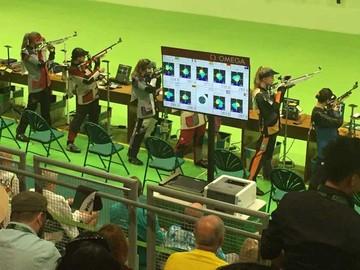 Boliviana cumple su participación en Río