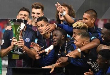 PSG gana la Supercopa