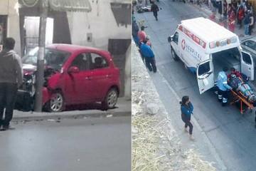Dos personas fallecen en accidentes de tránsito