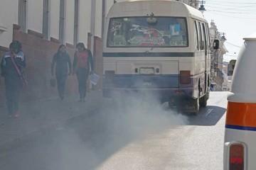 Calidad del aire en Sucre es mala, según monitoreo
