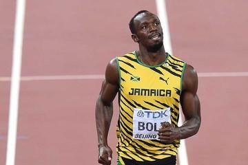Bolt va tras el récord en sus  últimos Juegos