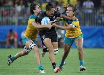 Rugby: Australia, primer campeón de los Juegos