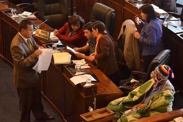 Diputados pide enjuiciar a autoridades judiciales