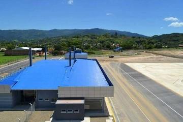 Monteagudo: Aeropuerto aún espera equipamiento