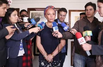 Anulan inhabilitación de ex senadora Piedad Córdoba