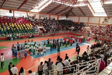 Se abren los Juegos Deportivos estudiantiles Plurinacionales de educación especial