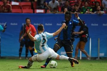 Argentina, sin fútbol en los Juegos