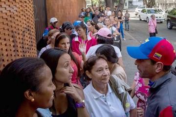 Venezuela: El revocatorio no podrá ser adelantado