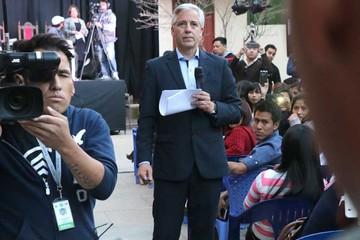 El Vice sostiene que Bolivia va camino a ser el nuevo Estado