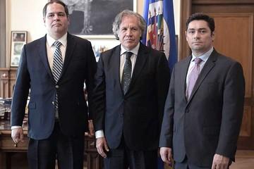 "Almagro pide a Maduro no ""manipular"" consulta"