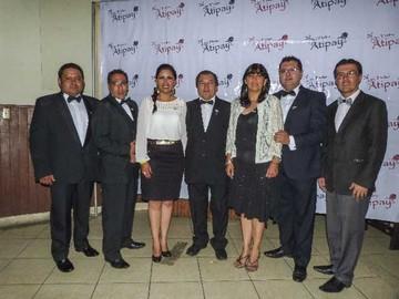Confraternidad Atipay presenta  sus nuevos trajes