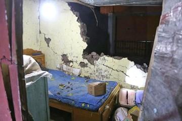 Ichupampa, distrito más afectado en Perú tras sismo con 260 casas destruidas