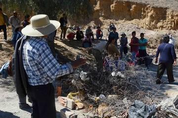 Tarija: Gobernación y campesinos tardan  en cerrar acuerdo
