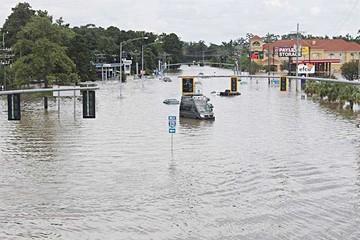 Mueren seis personas por inundaciones en Luisiana