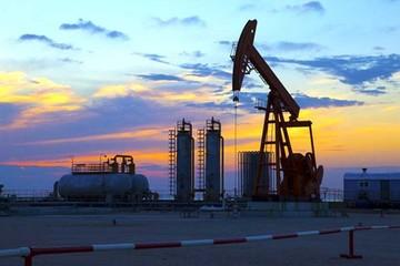 El petróleo intermedio de Texas  sube 2.81% y cierra en $us 45,74
