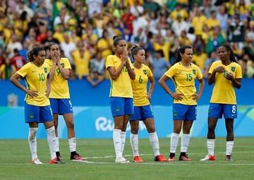 Brasil queda fuera de la final de fútbol