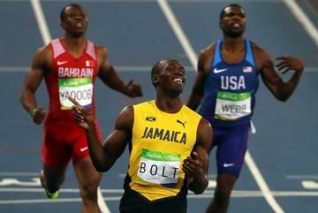 Bolt es exigido en semifinales