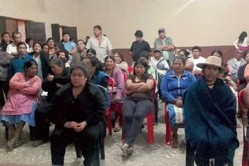 Hay tensión y expectativa en  el Chaco en torno a Incahuasi