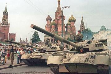 """El """"golpe"""" que mató a la URSS"""