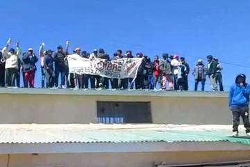 Presos de Cantumarca en huelga de hambre por tres meses sin pago de prediarios