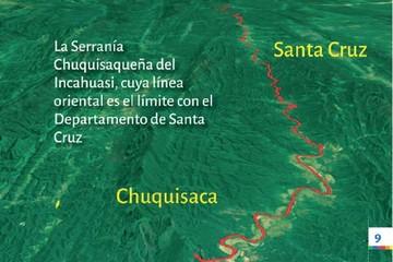 Chuquisaca activa mecanismo de conciliación con Santa Cruz
