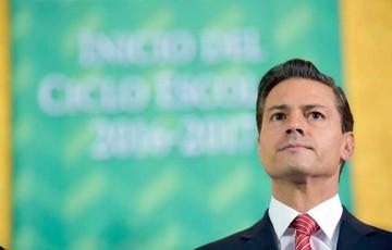 Acusan a Peña Nieto de plagiar su tesis de grado