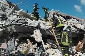 Al menos 62 muertos tras el terremoto en el centro de Italia