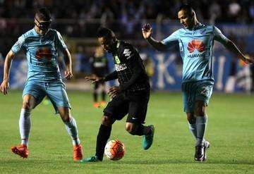 Bolívar no puede en su casa y acaba empatando con Atlético Nacional