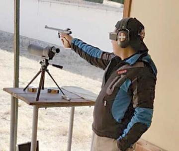 Sucre cosecha medallas en nacional de tiro