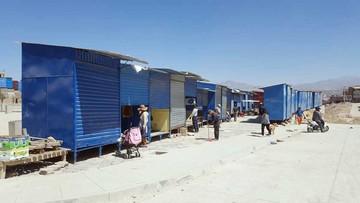 El Morro: Reubican casetas para dar espacio a peatones