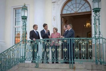 Angela Merkel dice que Europa debe continuar sin el Reino Unido