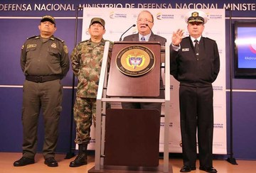 Ejército colombiano listo para iniciar cese el fuego