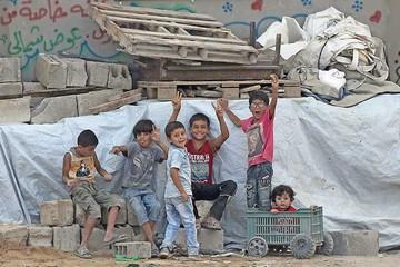 Gaza: La penosa vida tras operación israelí