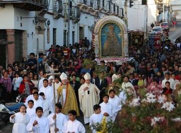 Comienza la novena en honor a la Virgen de Guadalupe