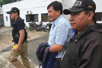 Santa Cruz: Juez envía a prisión a José Luis Sejas