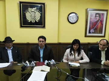 Consejo denuncia prisión ilegal de un funcionario
