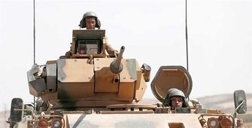 Turquía continúa avance con rebeldes sirios