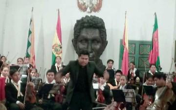 Músicos guarayos maravillaron al público