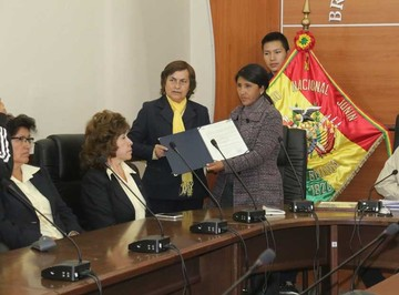 Colegio Junín recibe nueva distinción