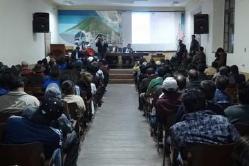 Chuquisaca: Exigen iniciar el debate del pacto fiscal